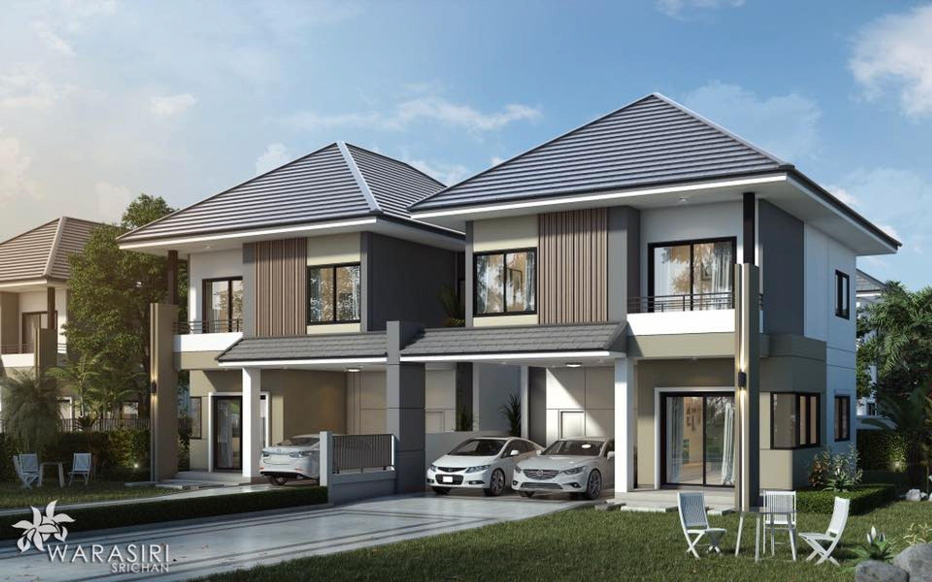 บ้านเดี่ยว บ้านแฝด โครงการใหม่ วราสิริ ศรีจันทร์ ขอนแก่น