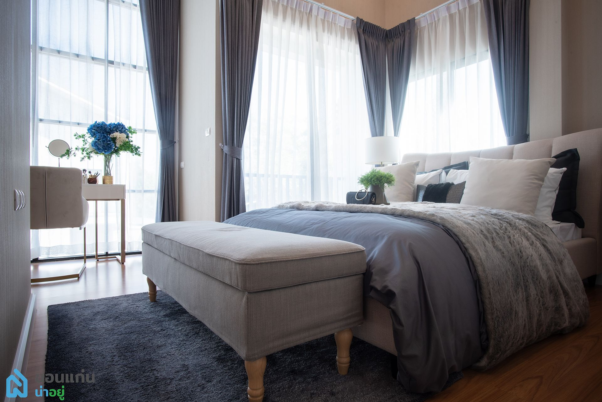 ห้อง Master Bedroom