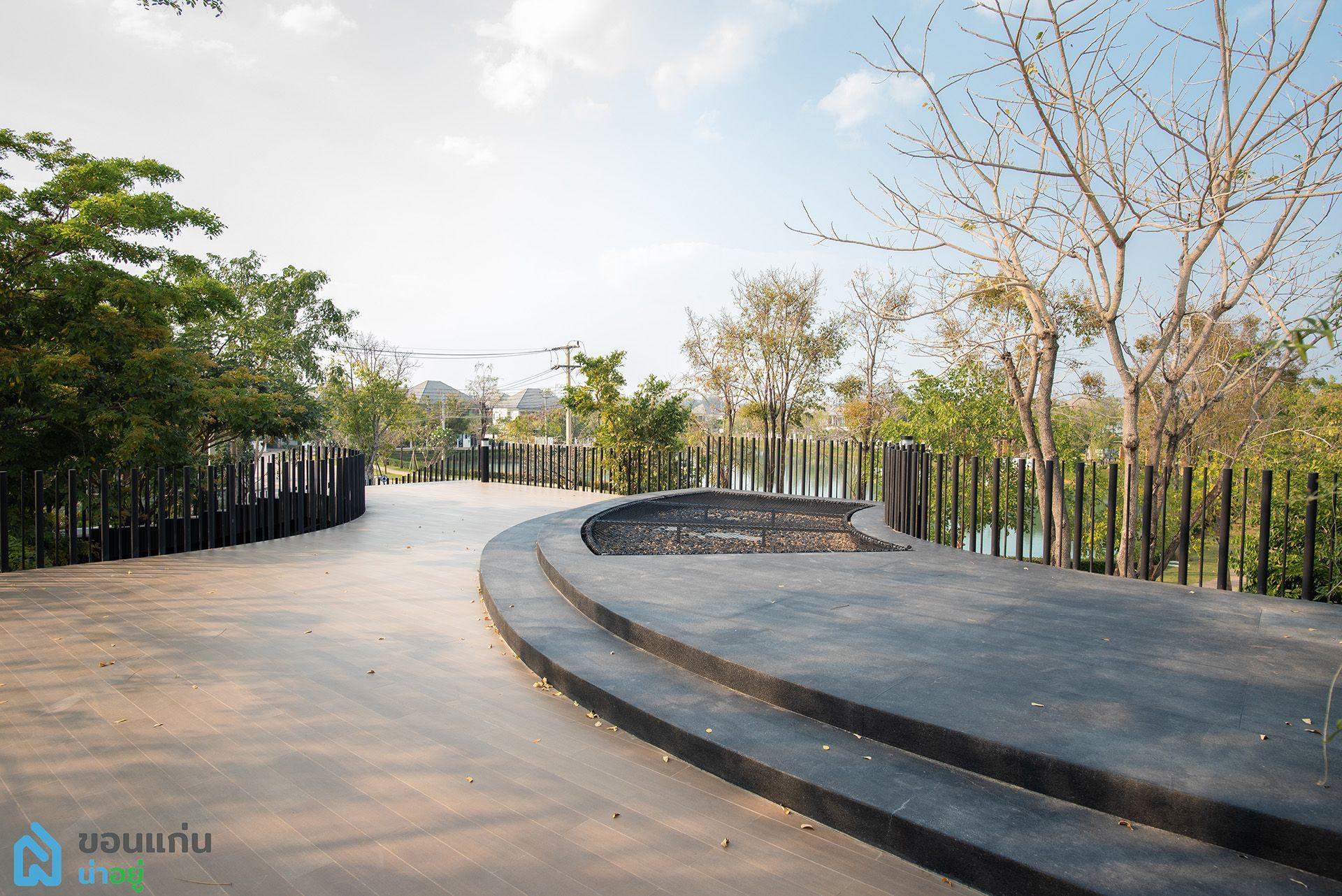 สวนลอยฟ้า Klever Park