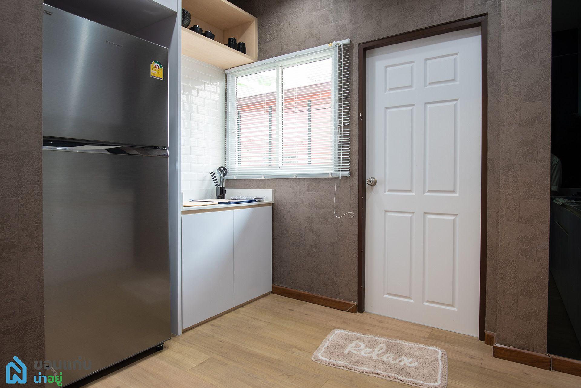 TYPE B : พื้นที่ห้องครัว