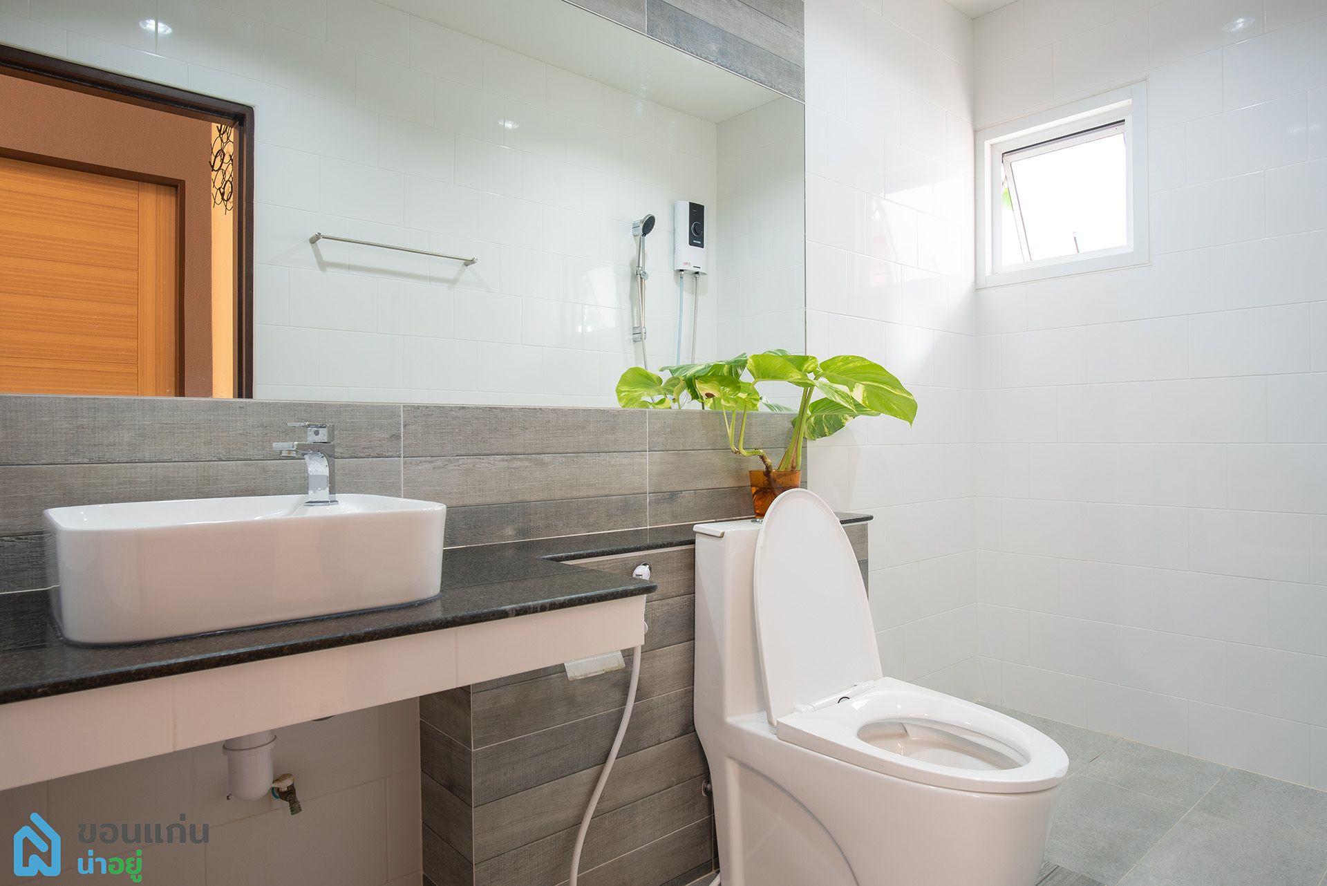TYPE B : ห้องน้ำ