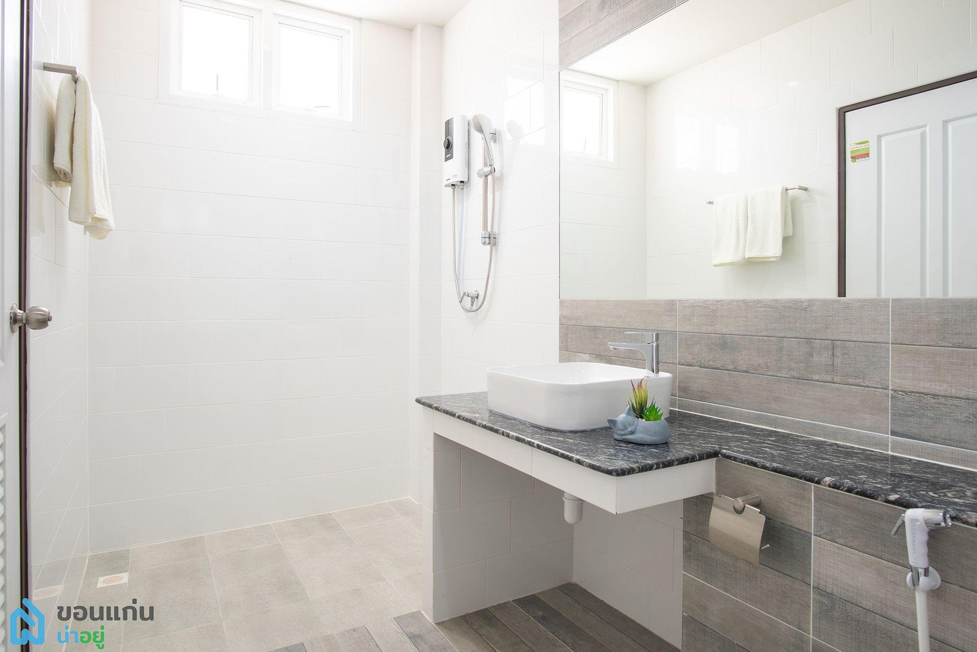 TYPE A : ห้องน้ำภายในห้องนอนใหญ่