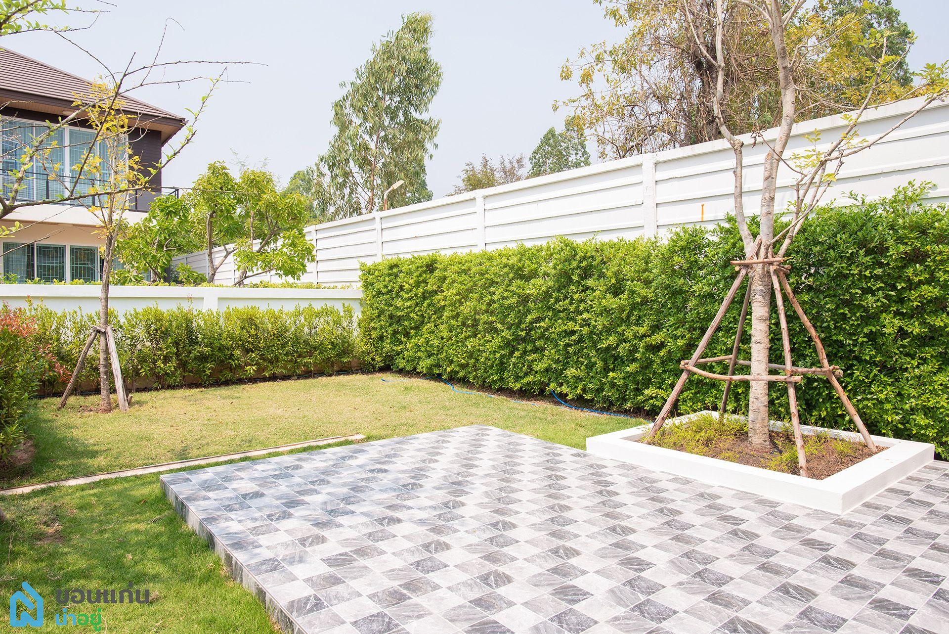 TYPE A : สวนหน้าบ้าน