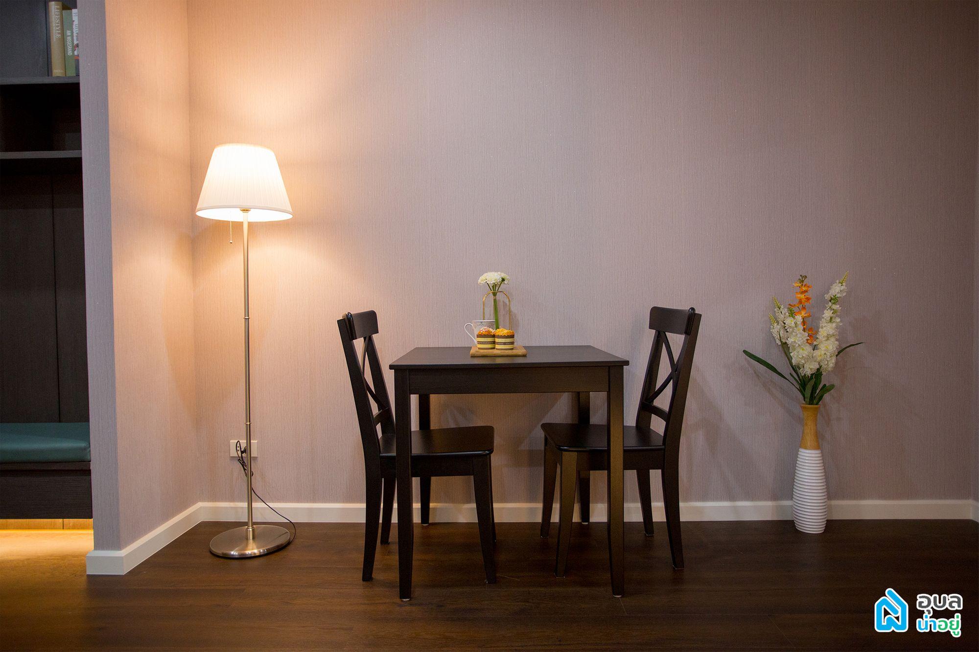 Penta P Residence - โซนรับประทานอาหาร(เล็ก)