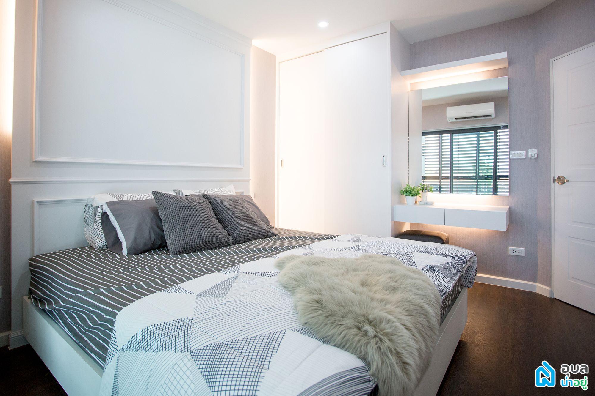 Penta P Residence - ห้องนอน 1 Bedroom Suite