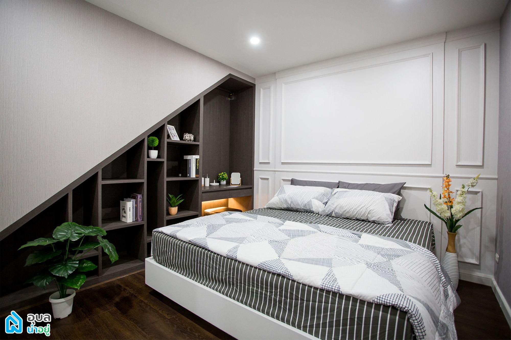 Penta P Residence - ห้องนอนชั้นล่าง