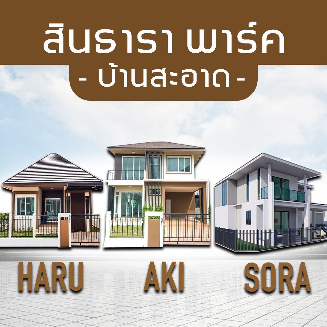 บ้านจัดสรรขอนแก่น สินธารา พาร์ค