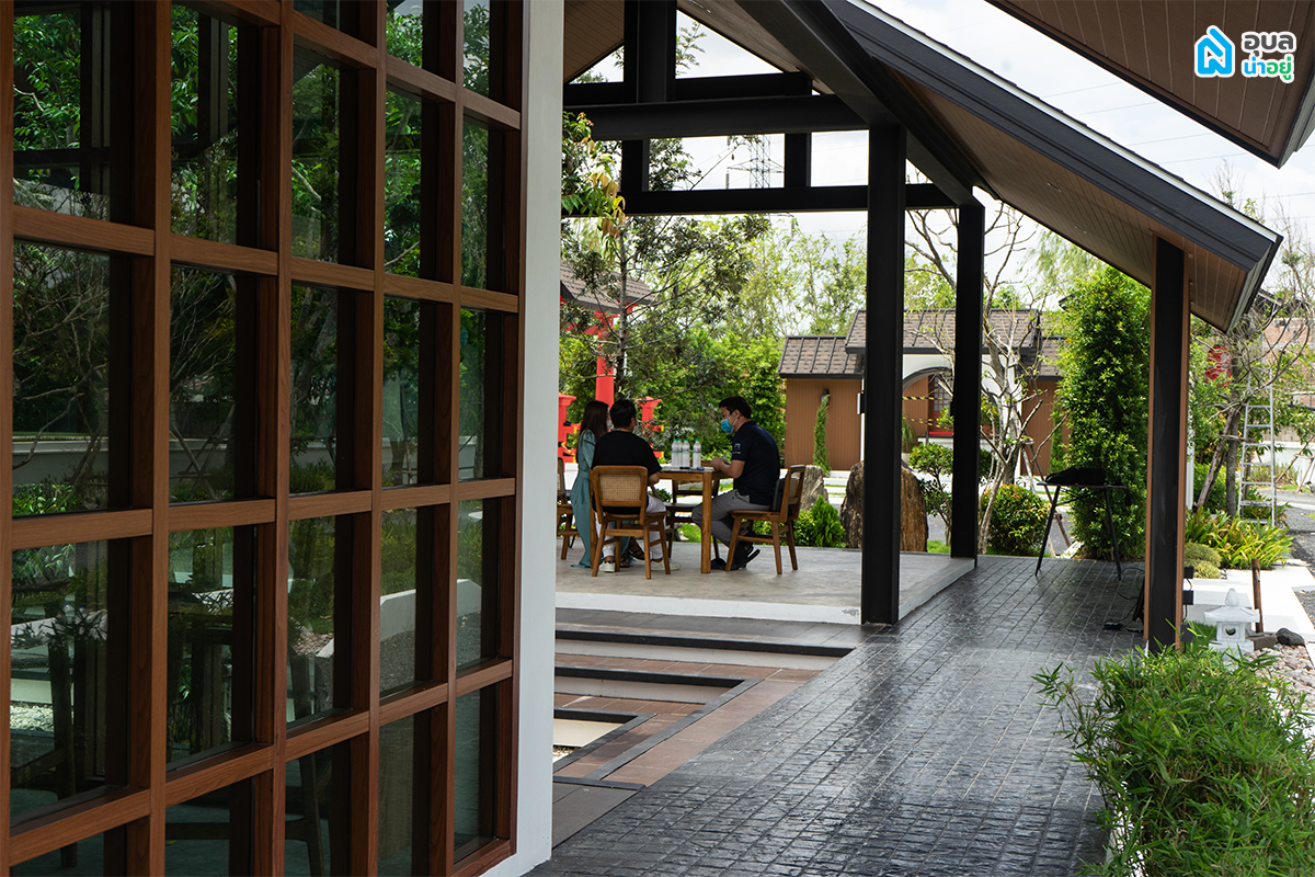 Ai Garden cafe อุบล