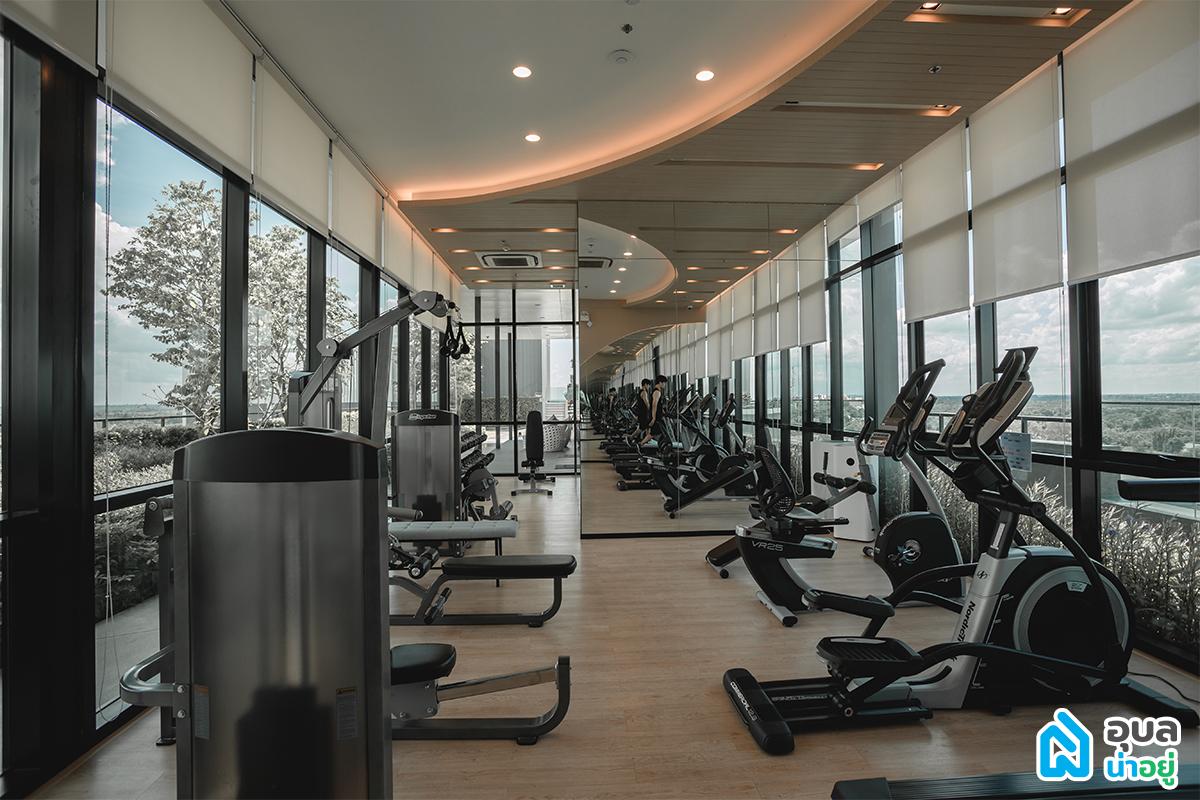 Fitness ฟิตเนส - Escent Ubonratchathani