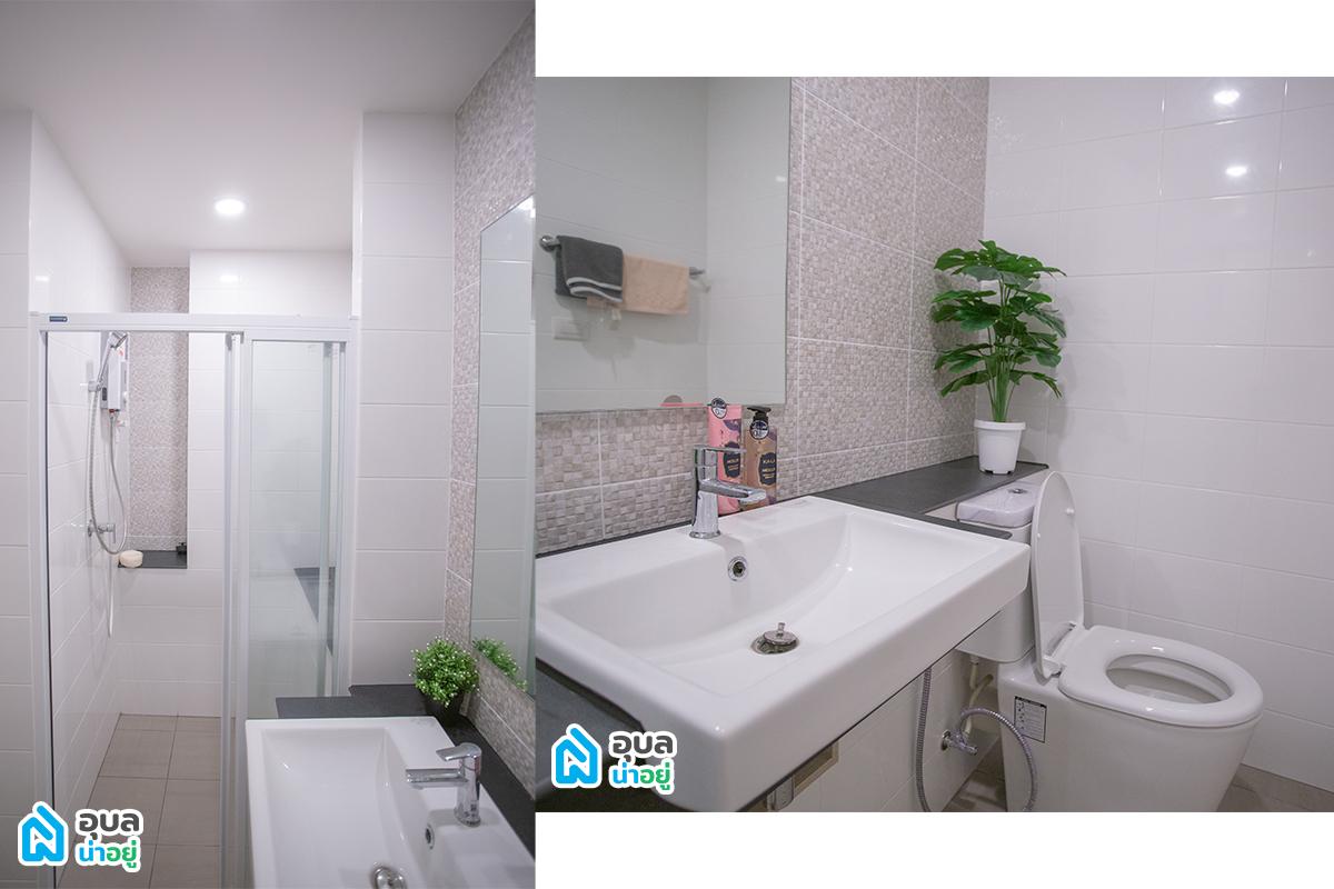 ห้องน้ำ - Escent Ubonratchathani